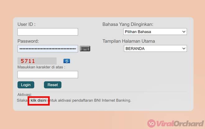 Cara Aktivasi Internet Banking BNI