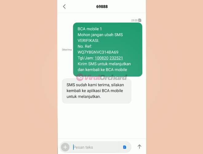 Cara Mengatasi Kode Akses BCA Mobile Yang Lupa