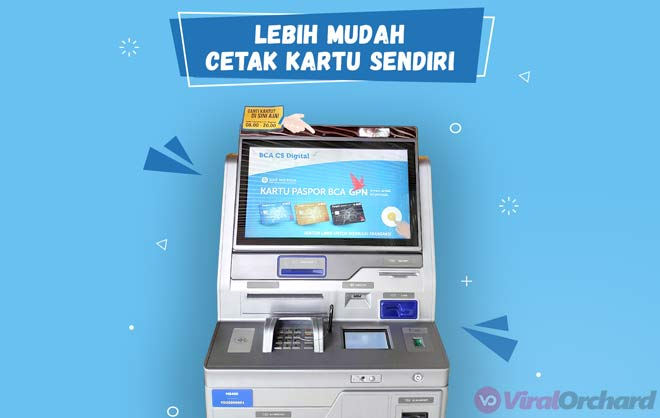 Cara Mengganti Kartu ATM BCA di CS Digital