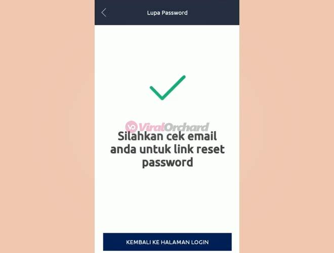 Cara Reset Password Brimo