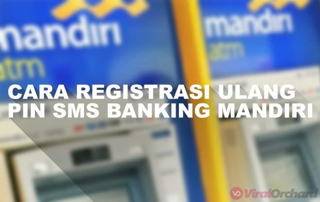 PIN SMS BANKING MANDIRI TERBLOKIR