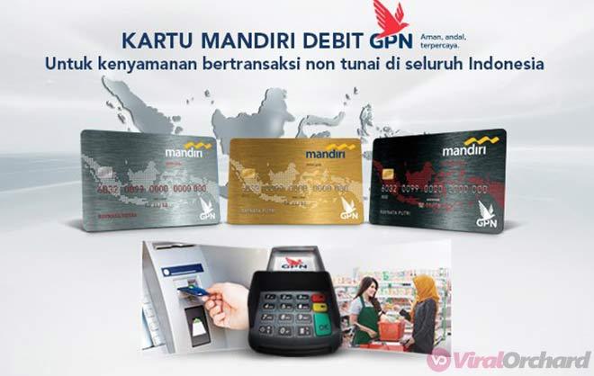 Syarat dan Cara Ganti Kartu ATM Mandiri