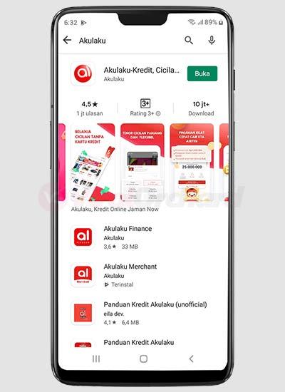 Download Aplikasi Akulaku