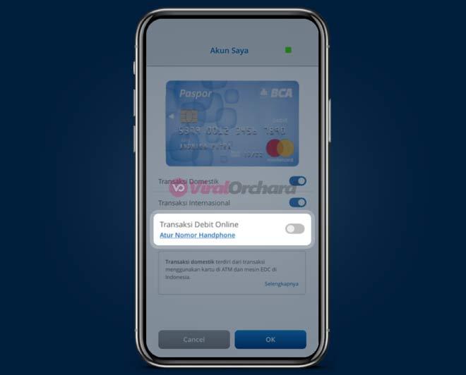 Cara Aktivasi Kartu Debit BCA Mastercard