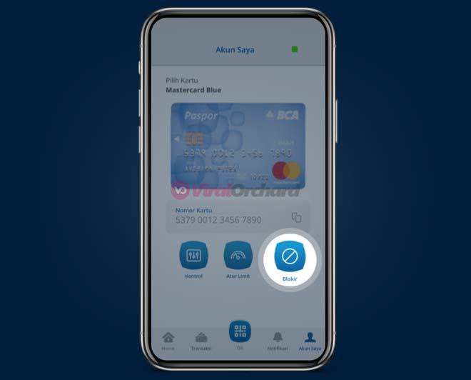 Cara Blokir Kartu Debit Online BCA Matercard