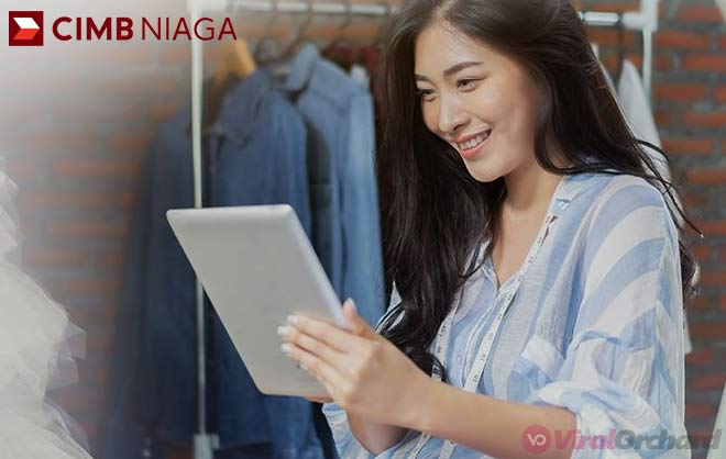 Cara Membuat Rekening CIMB Niaga Online