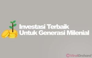Investasi Generasi Milenial