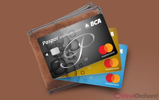 Jenis Kartu ATM Bank BCA