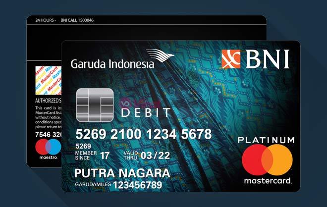 Jenis-Jenis Kartu ATM BNI