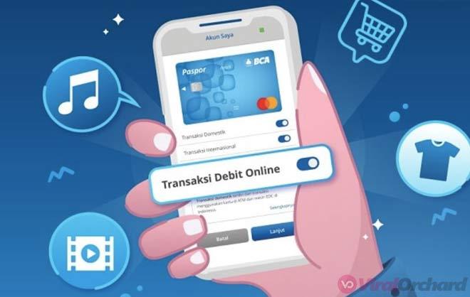 Tutorial Cara Aktivasi Kartu Debit BCA Untuk Transaksi Online