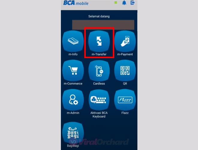 Bayar Home Credit m-BCA