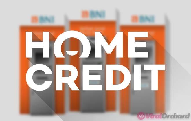 Cara Bayar Angsuran Home Credit di ATM BNI