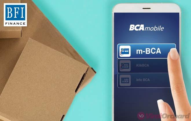 Cara Bayar BFI Lewat M-Banking BCA