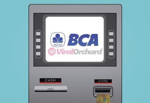 Cara Bayar FIF Via ATM BCA
