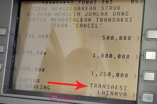 Cara Mengisi Saldo Flazz Lewat ATM BCA