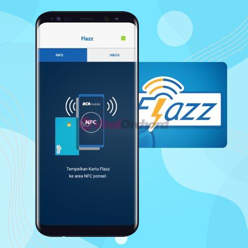 Cara Top Up Saldo Flazz Lewat M-Banking