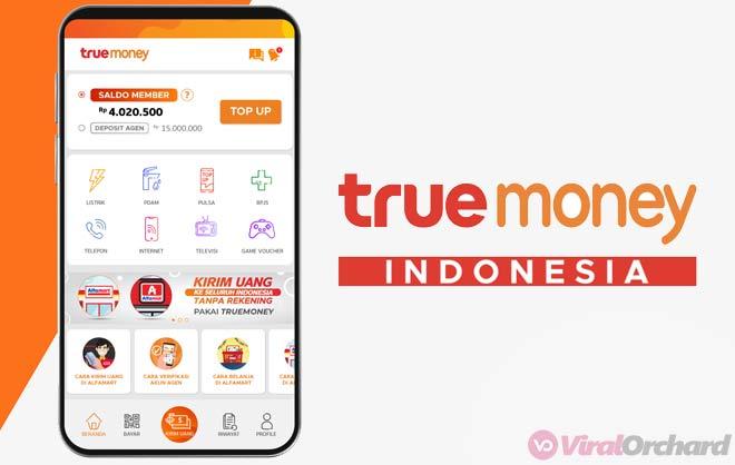 Cara Transfer Alfamart Ke BRI Lewat TrueMoney Indonesia
