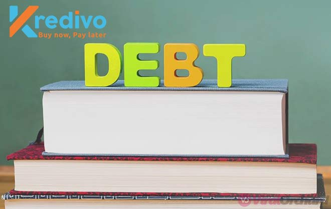 resiko tidak bayar kredivo