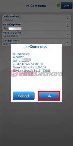 Cara Membeli Pulsa Lewat Mobile Banking BCA