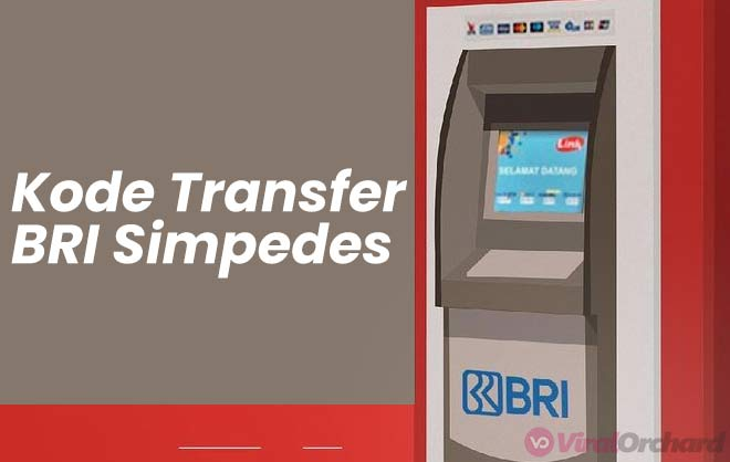 Kode Transfer BRI Simpedes