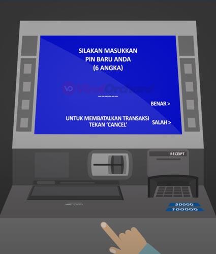 PIN Kartu Kredit BCA