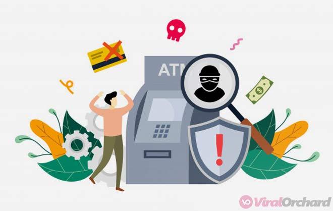Cara Terhindar Dari Skimming ATM