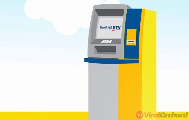 Cek Angsuran KPR BTN Lewat ATM