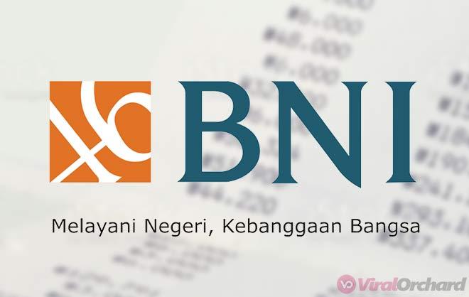 Tabungan Bank BNI Gratis Biaya Admin