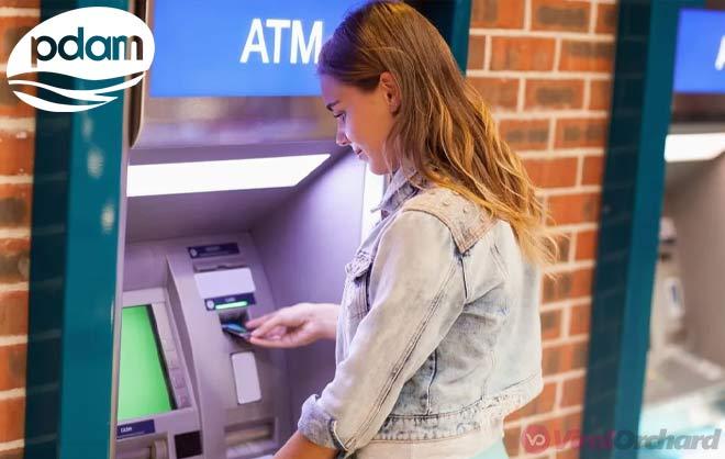 Cara Bayar PDAM Lewat ATM BRI