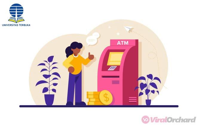 Cara Bayar SPP UT Melalui ATM BRI